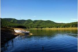 镜泊湖二日游